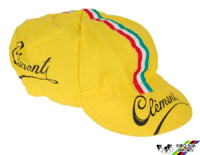 Clement Cycling Cap Cycling Caps