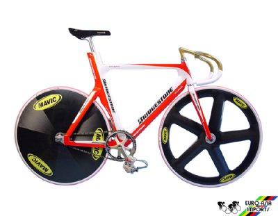 Track/Fixed Gear Equipment - Euro-Asia Imports
